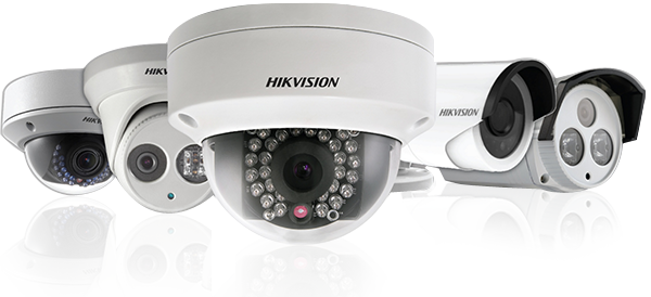 caméras Hikvision
